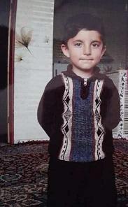 قتل فجیع ژیار ۵ ساله توسط نامادری اش در جوانرود