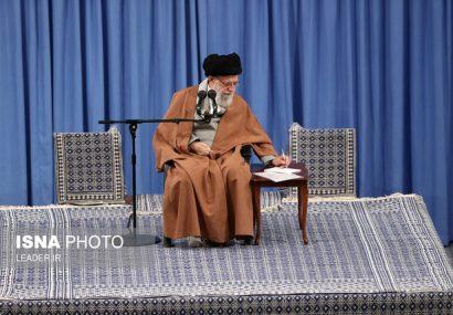 رهبر انقلاب اسلامی: کارهای چند روز اخیر مردمی نبود/ دشمن را عقب زدیم