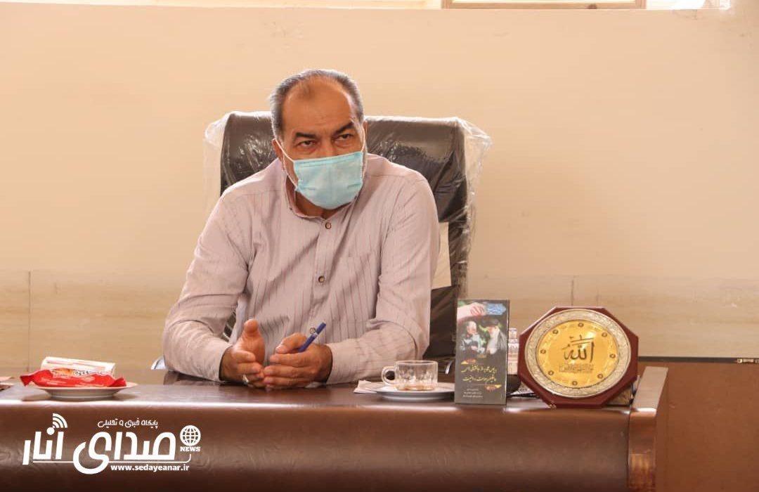 گزارش عملکرد اداره ورزش و جوانان شهرستان انار به مناسبت هفته دولت