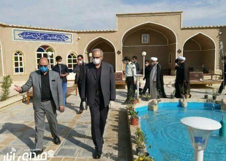 افتتاح بیش از ۱۶۰میلیارد ریال پروژه در شهرستان انار