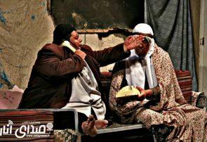 بیستمین دومین اجرای نمایش کمدین«رودخونه کله خری ۲» در انار