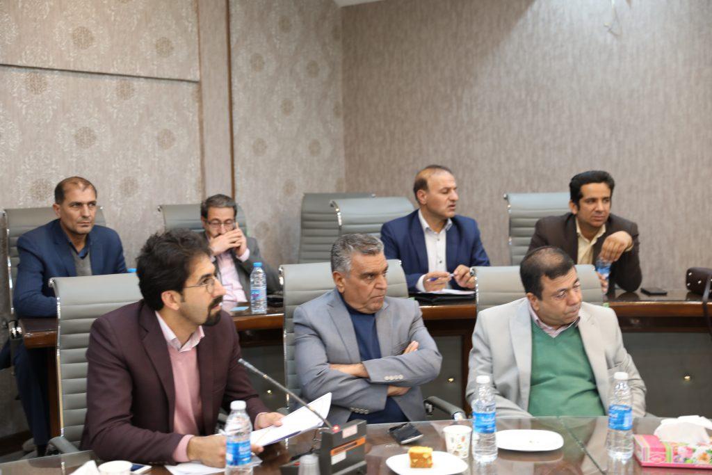 انتخاب مهندس رحیمی شهردار انار بعنوان عضو هیات مدیره مجمع خیرین مدرسه ساز استان کرمان