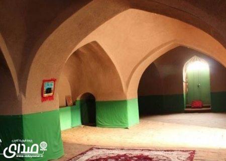 مسجد کهن خواجه شریف مرمت می شود