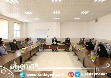آمار مبتلایان به کرونا در شهرستان انار  ۵۷ نفر می باشد