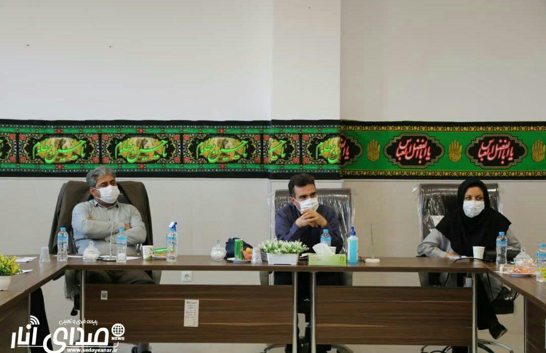 ساخت ساختمان بیمارستان ۳۲ تختخوابی شهرستان انار در ۲۲ بهمن امسال به پایان می رسد