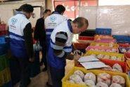 اجرای طرح تشدید کنترل و نظارت بهداشتی ویژه ایام نوروز در شهرستان انار