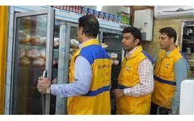 ۴۲۴ مورد بازدید و نظارت بهداشتی ویژه در ایام نوروز توسط اداره دامپزشکی شهرستان انار