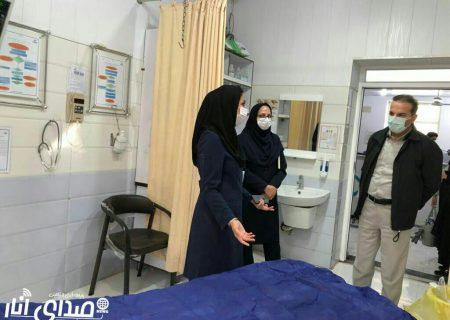 مجتمع مس سرچشمه در تامین نیازهای بیمارستان ولیعصر انار همکاری می کند/تصاویر