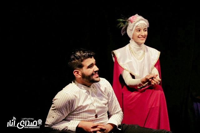 پیام تبریک رئیس ارشاد و مسئول دفتر هنرهای نمایشی شهرستان انار در خصوص راهیابی تئاتر صحنه به جشنواره فجر