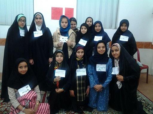 دوره آموزش مهارتهای زندگی ویژه دانش آموزان در دارالتعلیم امامزاده محمد صالح (ع) برگزار میشود