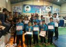 کسب۶مدال طلاو۴مدال نقره درمسابقات قهرمانی استانی کیک بوکسینگ توسط رزمی کاران اناری