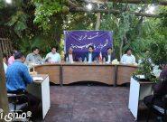 گزارش نشست خبری شهردار انار با اصحاب رسانه بمناسبت روز خبرنگار