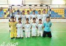 تیم فوتسال المهدی انار،تیم شهدای ناجای سیرجان را شکست داد