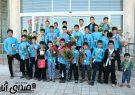 درخشش تیم هاپکیدو ghf شهرداری انار در مسابقات کشوری