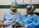 انجام عمل با دستگاه لاپاراسکوپی در بیمارستان ولیعصر انار/مصاحبه با دکتر بهشتی متخصص جراحی+تصاویر
