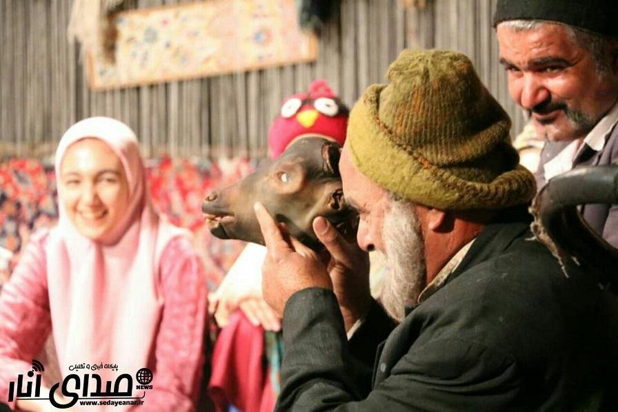 گزارش تصویری پانزدهمین اجرای نمایش کمدین«رودخونه کله خری ۲» در انار