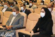 دکتر ساناز عبدالهی بسمت رییس شبکه بهداشت و درمان شهرستان انار منصوب شد/تصاویر