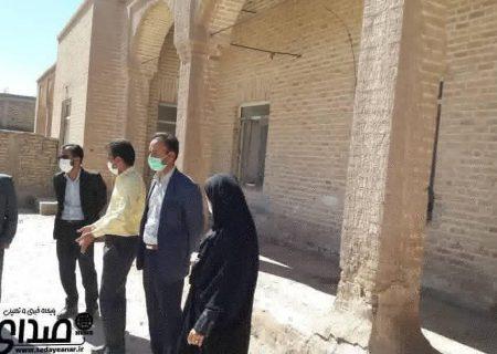 درمانگاه سعدی شهر انار توسط شهرداری تملک و مرمت می شود