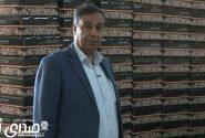محمد خلیلی به عنوان صادرکننده برتر خشکبار کشور معرفی شد+تصاویر